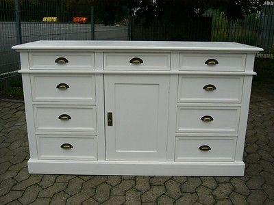 sideboard anrichte landhaus theke raumteiler shabby look nr 401493241574 oldthing komplette. Black Bedroom Furniture Sets. Home Design Ideas