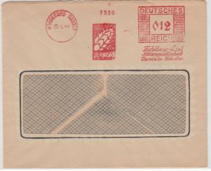 DR - Magdeburg-Südost 1933, 12 Pfg. AFS