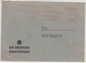DR - Dortmund 1943, 8 Pfg. AFS