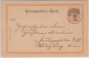 Österreich/Tirol - Kössen 30.12.96 K1 a. 2 Kr. Ganzsache n. Würzburg