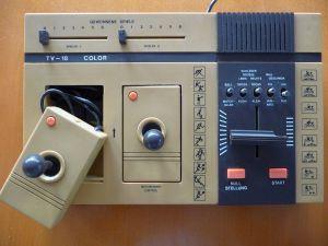 TV-18 Color Telespiel Pong