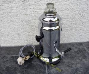 Samowar Teeaufbereiter Perkolator Kaffeemaschine  2