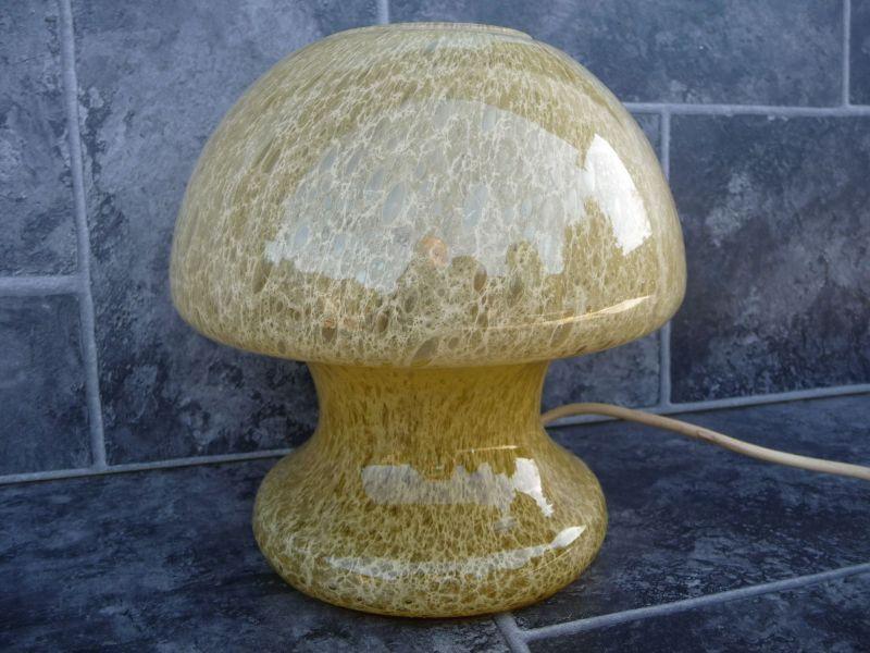 Tischlampe Pilzlampe von Doria Fürth