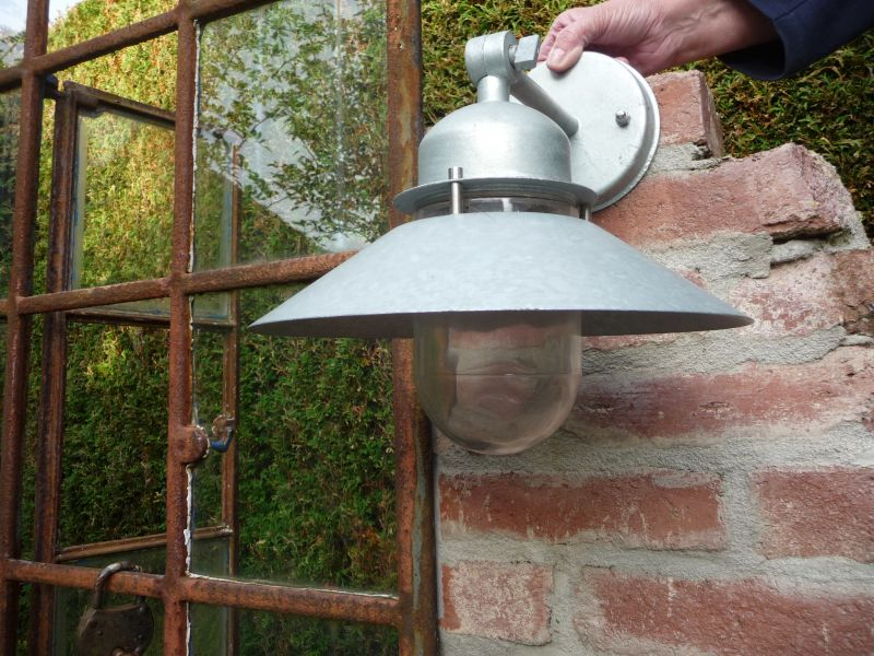 Wandlampe Industrielampe Wall lamp