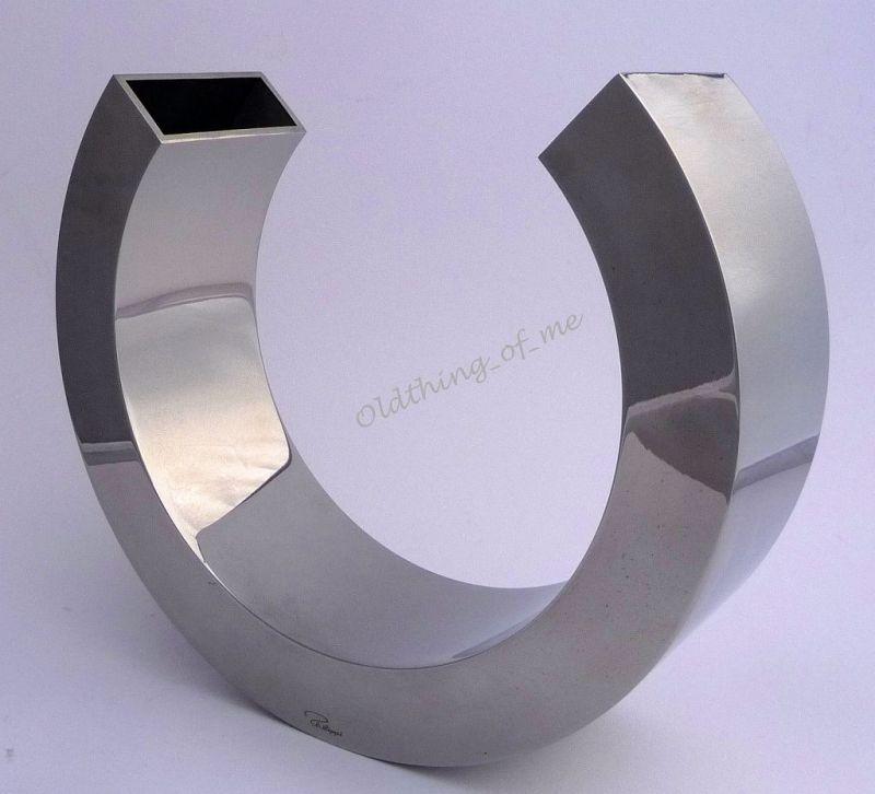 Philippi Omega Design Vase chrom