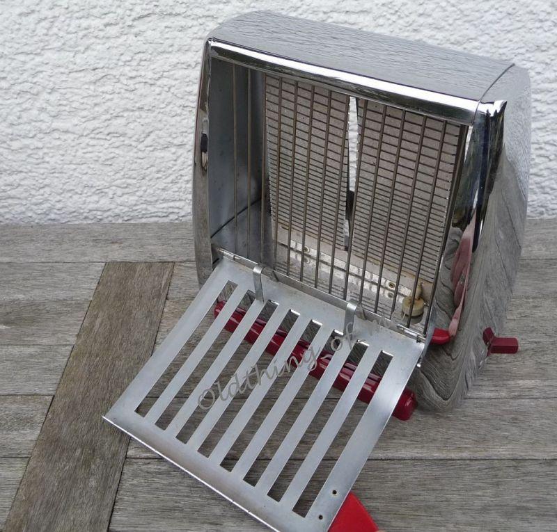 Rowenta 5214 Toaster Klapptoaster Turn Up in OVP 1