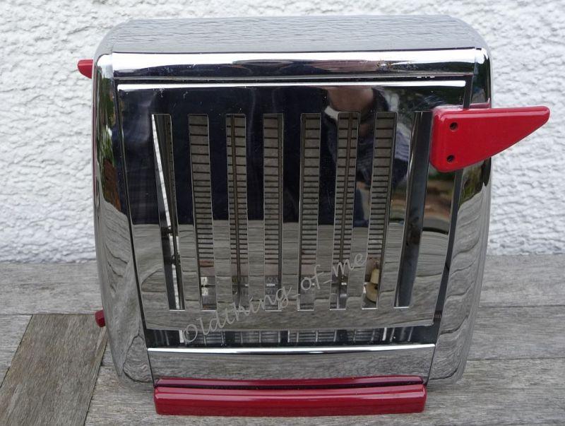 Rowenta 5214 Toaster Klapptoaster Turn Up in OVP 3