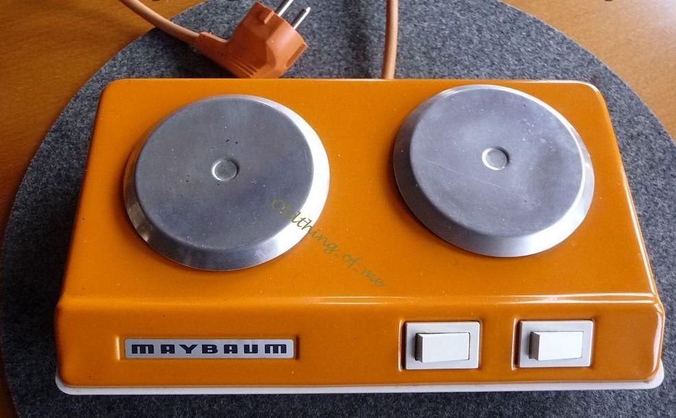 Maybaum 65 Kinderherd Kinderofen Herd