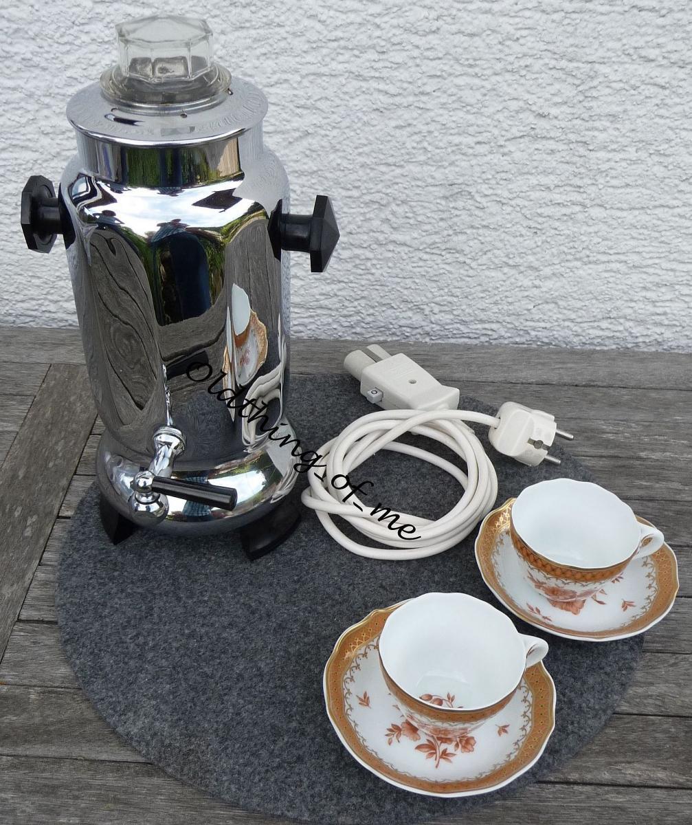 Rowenta 5235 Samowar Teeaufbereiter Perkolator  0