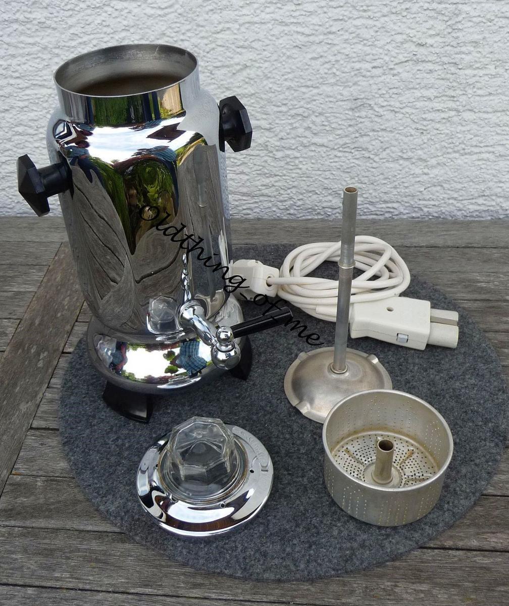 Rowenta 5235 Samowar Teeaufbereiter Perkolator  1