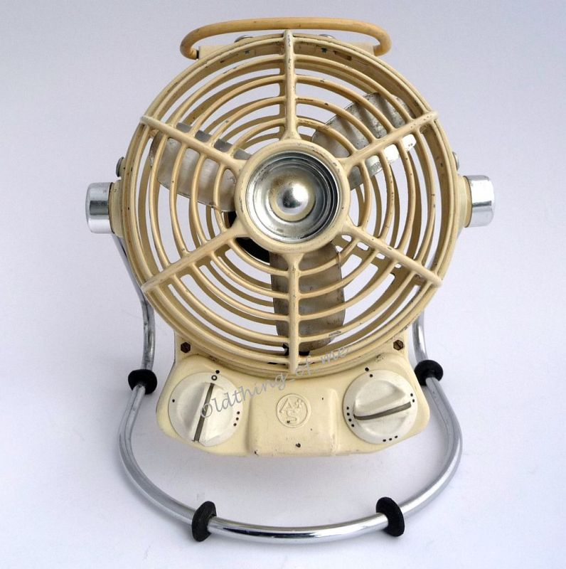 Upcycling A&S Heizlüfter als Lampe DIY 3