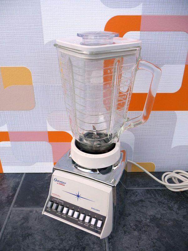 Smoothie Mixer Barmixer Osteritzer Vintage