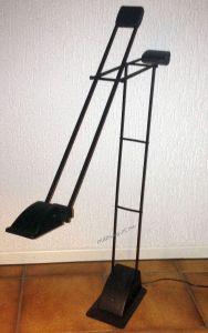 Honsel Gleichgewicht Lampe wie Artemide Tizio -- LED oder Halogen