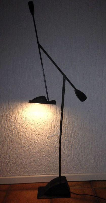 honsel gleichgewicht lampe wie artemide tizio led oder halogen oldthing stehlampen. Black Bedroom Furniture Sets. Home Design Ideas
