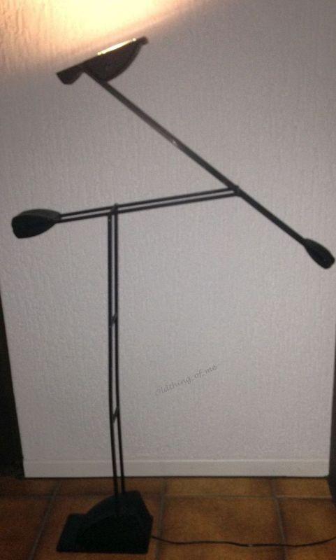 Honsel Gleichgewicht Lampe wie Artemide Tizio -- LED oder Halogen 3