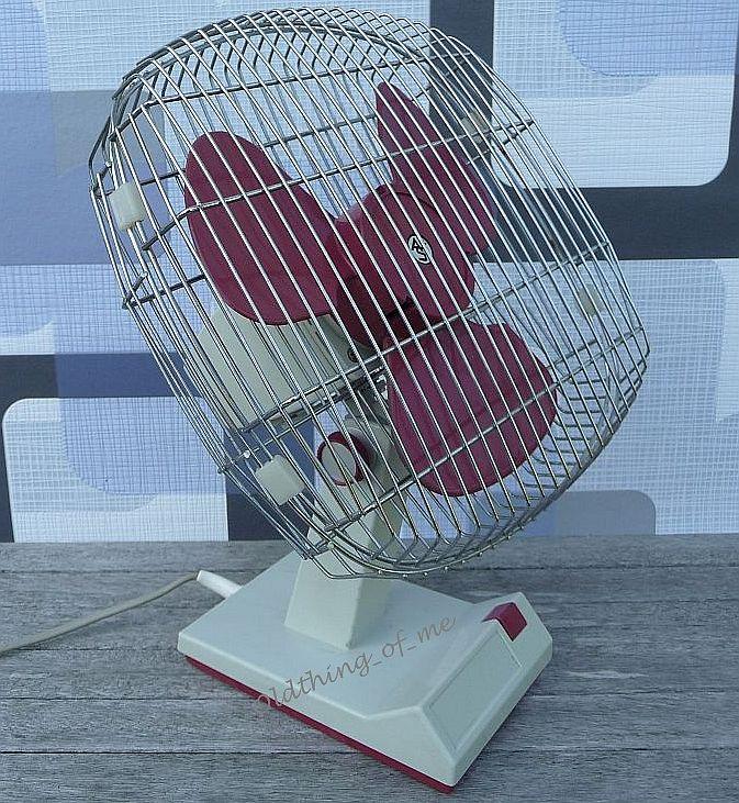A&S Albin Sprenger Ventilator aus den 70er 1