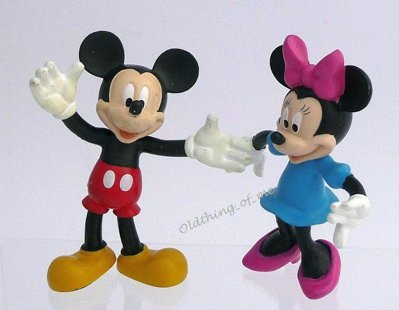 Micky und Minnie Disney 12 cm
