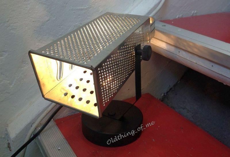 Tischlampe Reibe LED