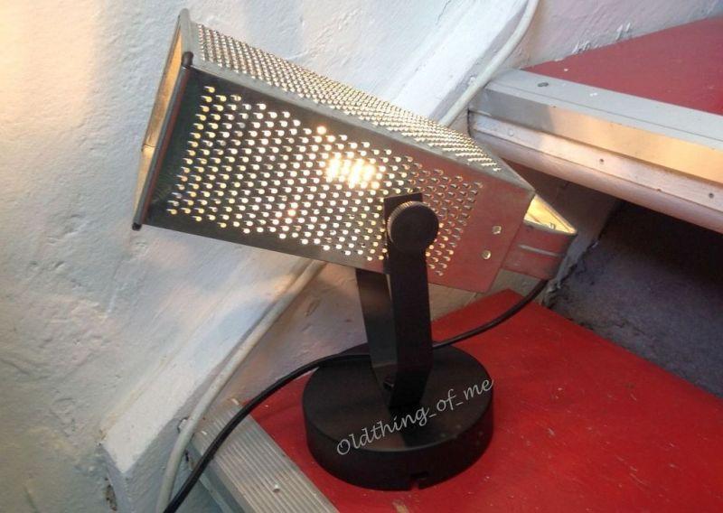 Tischlampe Reibe LED 1
