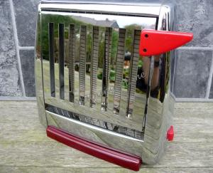 Turn Up Toaster Rowenta 5214a Klapptoaster