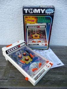 Tischflipper Tomy Arcade Pinball Kinderflipper Flipper -