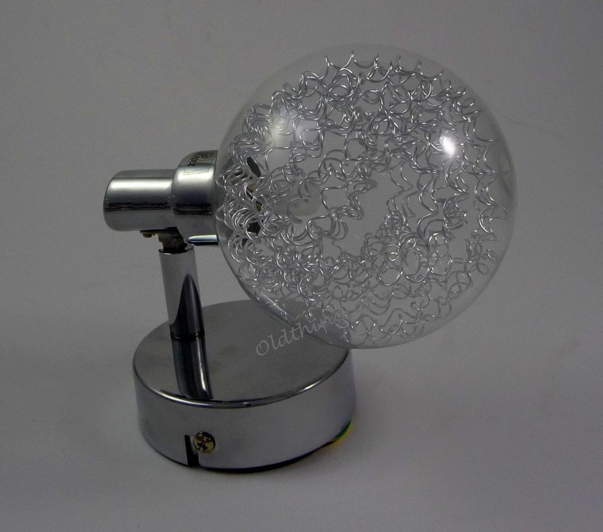 kleine Wandlampen 1 Paar 70er Mid Century 1