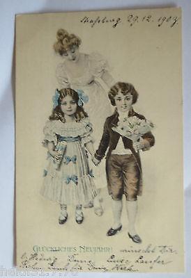 D.Reich, Nachnahme Drucksache 1904 von Zwönitz nach Zschöppichen (29611)