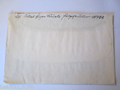 Feldpost 2. Weltkrieg, 1939, Feldpostnummer 18786 (21174) 1