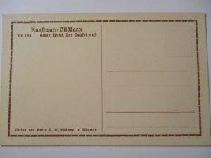 Kinder WW 1, Hurra, die Deutschen sind da,Feldpost 9. RK nach Travemünde (37659) 1