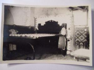 Berufe, Bäcker, Bäckerei, Foto ca. 1930 (17813)