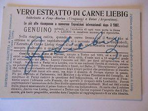 Liebig Sammelbild, Italien, Camillo Benso (25718) 1