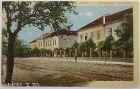 Serbien, Versecz, Honvedkaserne, Feldpoststation 177, 1915 nach Chemnitz (33842) 0