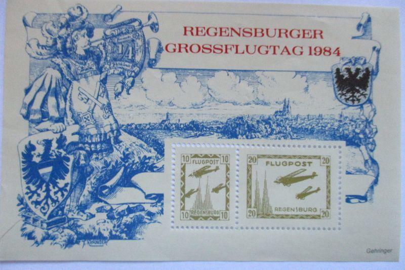 Bund, Sehenswürdigkeiten, Heftchenblatt FDC von 1989 (33872)
