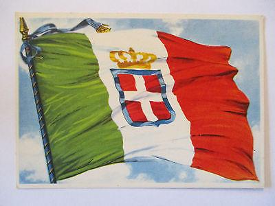 Italien, Flagge Königreich Italien ca. 1946 (15123)