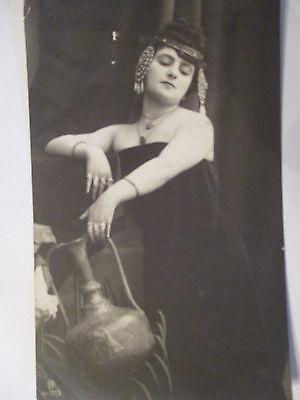 Frauen, Erotik, Fotokarte 1906 aus Berlin (21988)