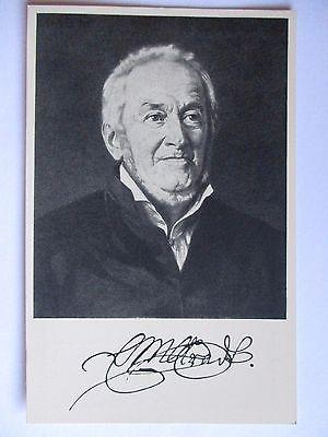 Künstlerkarte Julius Roeting, Ernst Moritz Arndt (Historiker, Politiker) (40688)