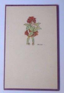 Engel, Blätter, Blumenfee, Metamorphose    1910, Anny Tekauz    ♥ (58535)