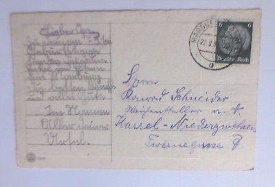 Geburtstag, Kinder, Brief, Blumen, Vogel, Geschenk, 1939 ♥ (58956 ...