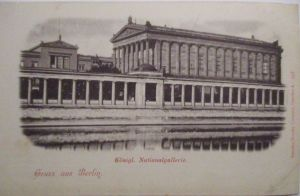 Berlin, Nationalgallerie, ca. 1890/1900 (180)