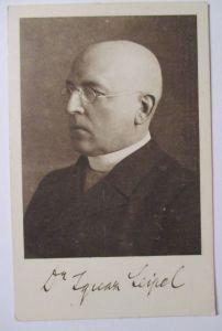 Österreich, Christlichsoziale Partei, Dr. Ignatz Seipel (4204)