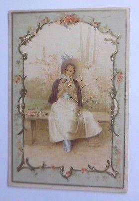 Kaufmannsbilder, Oblaten, Dupont, Frauen, Mode,  1900 ♥ (61867)