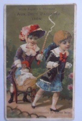 Kaufmannsbilder,  Chocolat Lyon   1891 ♥ (61908)