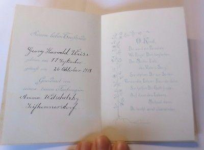 Taufe Andenken An Die Heilige Taufe Schutzengel Kinder 1919 63296