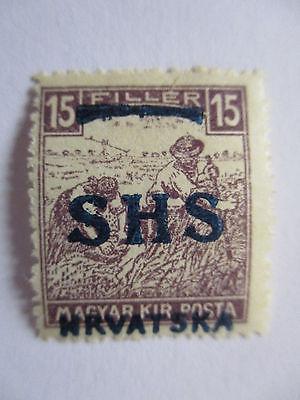 Jugoslawien, Michel Nr. 63 ungebraucht Falz, Altsignaturen (28337)