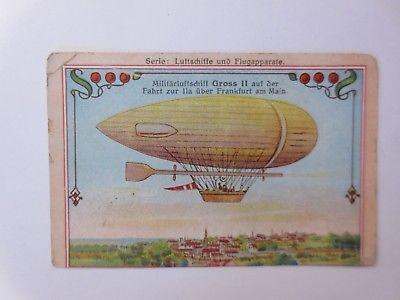 4.Kaufmannsbilder, Serie Luftschiffe und Flugapparte ♥ (41520)