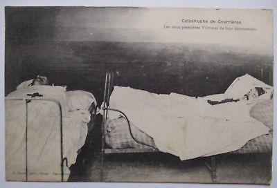 Bergbau Grubenunglück von Courrières 1906, La Catastrophe, Überlebende (53010)
