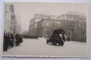 Österreich, Wien, Revolution, Begräbnis der Exekutivopfer, Fotokarte (47068)