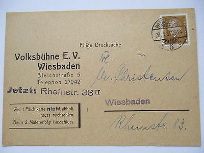 D.Reich, Volksbühne Wiesbaden