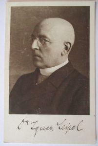 Österreich, Politik, Bundeskanzler Dr. Seipel 1932 (29726)