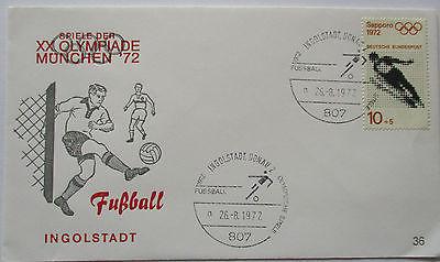 Olympia 1972, Fußball Ingolstadt  (35679)